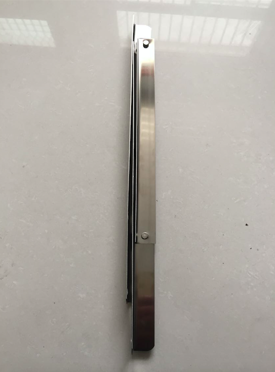 Metal bracket for air conditioning view stainless steel
