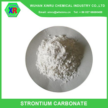 Strontium carbonate SrCO3 97%min Suppliers for color TV picture tub