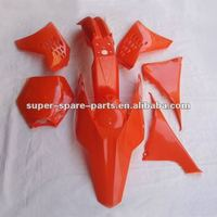 china high quality cheap KTM450 aftermarket motorcycle fairings