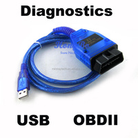 USB Cable Car Diagnose tool VAG-COM for 409 1 VW/AUDI OBD2 Scanner tools
