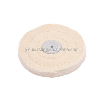 "Yihui T.BW.W1250 (D12""*50) High Quality of White Buff"