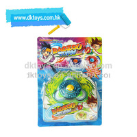 2013 Newest Plastic speed Spinning Top Peg-top Toy Game