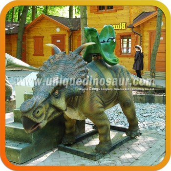 Dinosaur Rides Supplier For Baby Dinosaur Toy