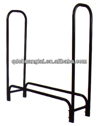Heavy Duty Euro Type Mesh Steel Firewood Rack