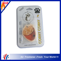 Various scents hanging car air freshener / paper air freshner