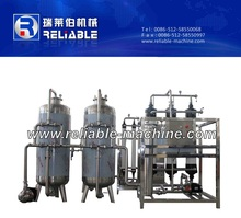 Water Treatment Plant Water Filters For Bottle Filling