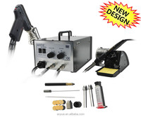 soldering desoldering station AOYUE INT701A+Multi-Function Repairing System