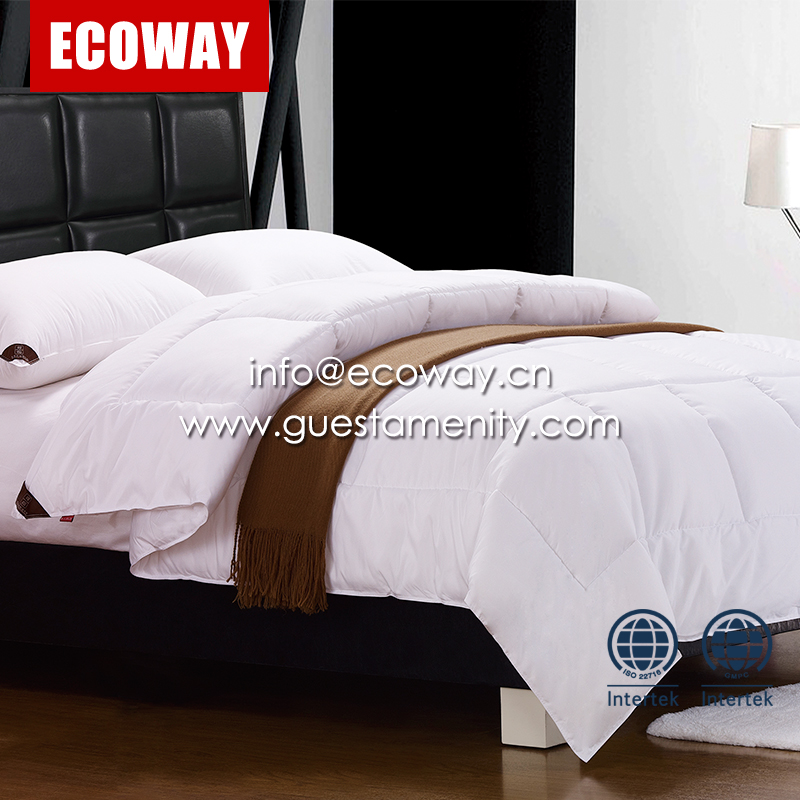 wholesale four season soft cotton bedding quilt for hotel