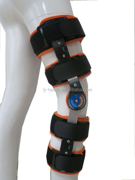 Adjustable knee brace(type IV)