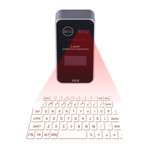 Portable Virtual Laser keyboard with Screen Mini Laser Projector Bluetooth 2.0 USB
