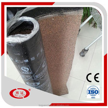SBS Polymer Bituminous Elastomeric waterproof membrane