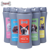 Natural Pet Dog Cat Shampoo organic pet shampoo 400ML
