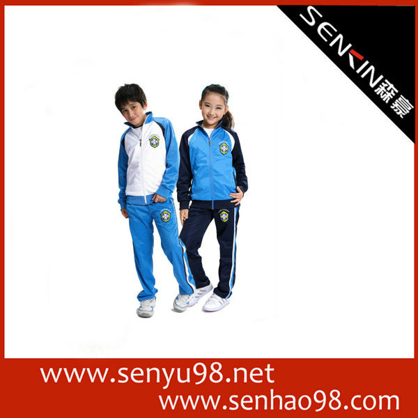 2013 Customed Best Sell School Uniform
