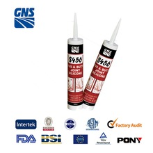 Good glue clear coat for silicone sealant adhesive