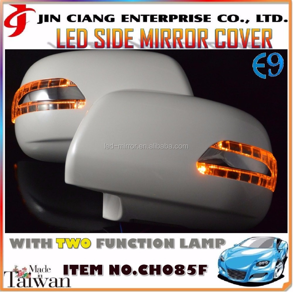 Hot Styles Body Kit FOR INDONESIA TOYOTA KIJANG INNOVA LED MIRROR COVER