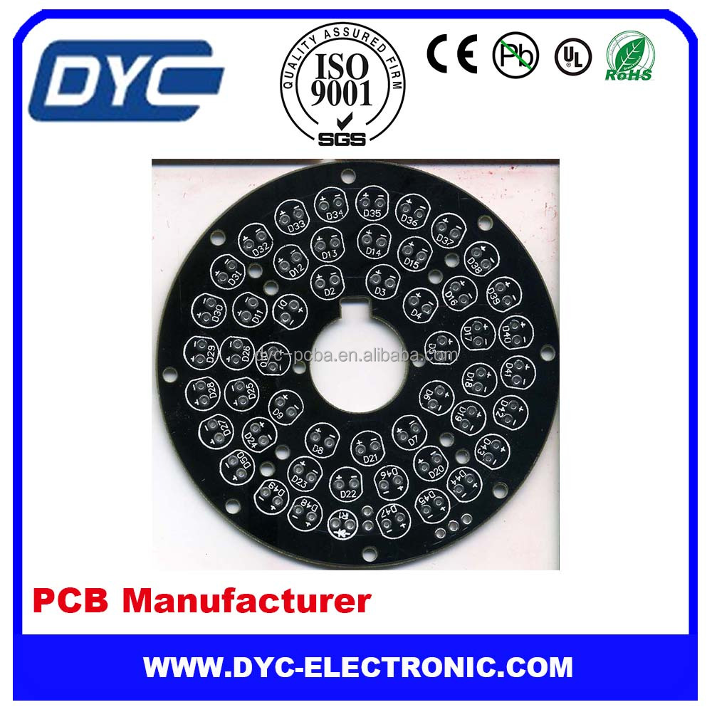 assembly manufacturer wholesale single side aluminium pcb