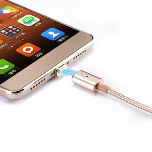Fast Charging Magnetic Micro USB Charge and Sync Cable