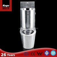 Kuge Stainless Steel Turkey Prison Toilet