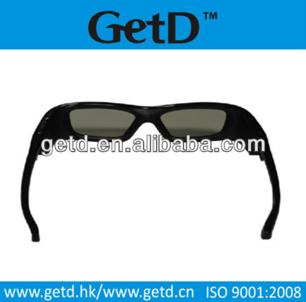 3D hdmi converter ,3D anaglyph video 3d glasses for home TV