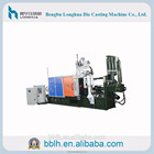 400 Ton horizontal cold chamber aluminium or brass alloy die casting machine