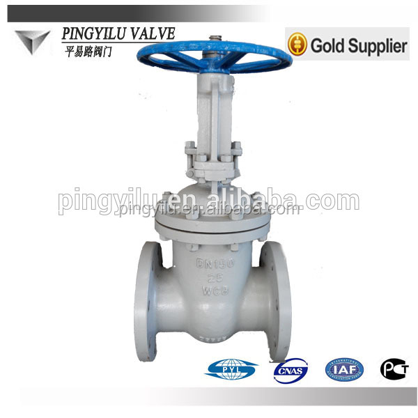 Gost long stem non rising stem wcb gate valve kitz manufacture