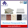 Stone Aluminium Honey Comb Stone Veneer Fireproof Sound Insulation Panel for Exterior