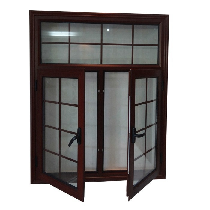 Sales Promotion Competitive Price Huiwanjia Customized Aluminum Window With Grill Design