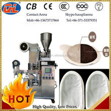 Round coffee bag packing machine| drip coffee bag packing machine| coffee pods making machine
