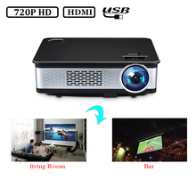 2 years warranty CE/Rohs factory multimedia HD led home theater projector