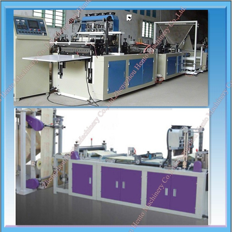 Automatic Polypropylene Bag Making Machine