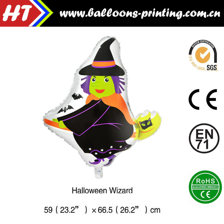 Hot Sell Halloween Pumpkin balloon For Hallowmas Party Decoration Wholesale