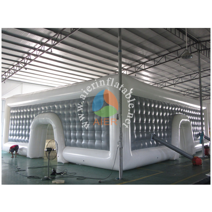 Inflatable outdoor tent/gaint inflatable tent/large tent
