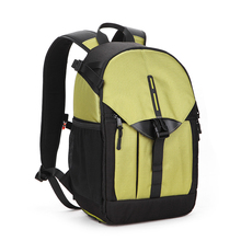 High quality waterproof travel dslr camera backpack sling bag for nikon