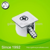 Familiar in ODM factory Hot selling cabinet shelf clips plastic