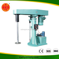 high speed disperser for paint and coating