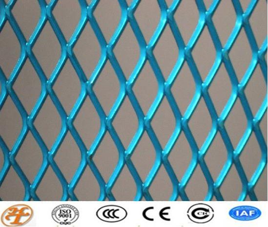 High Quality Coated,Galvanized Expanded Metal Mesh / Expanded Metal Mesh Sheet