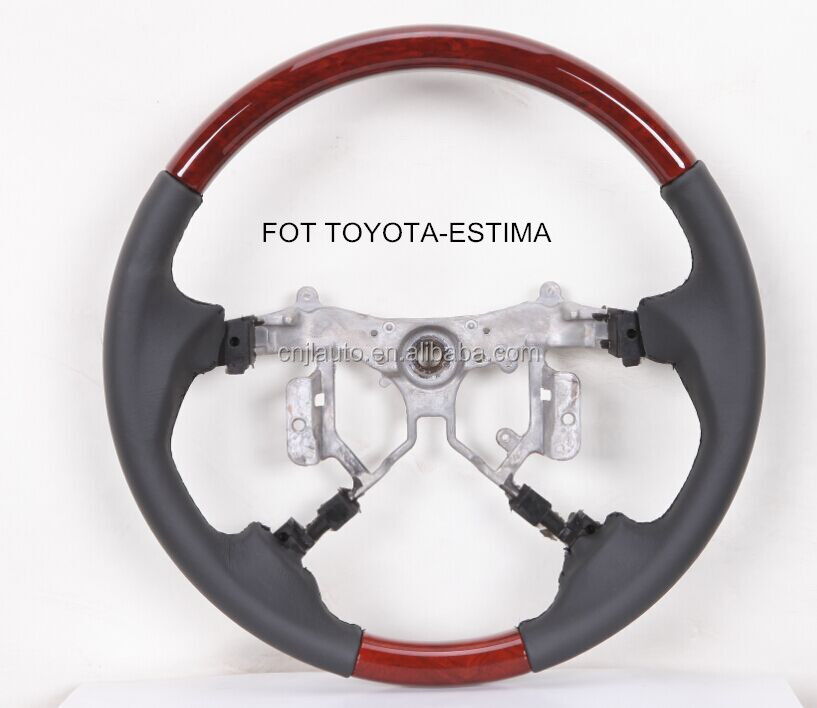 Airbag steering wheels
