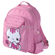 4-10 year old kids latest fashion school backpack 2014