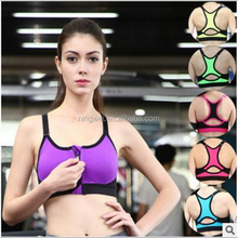 Wholesale sexy yoga bra;Latest Design Custom Yoga Wear Wholesale Sexy Fashionable Women Sports Bra