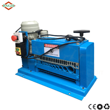 015M Automatic wire cutting and stripping machine,rolling shutter strip making machine,stripping copper wire machine
