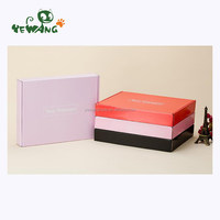 China supplier latest custom printed pet carrier paper box