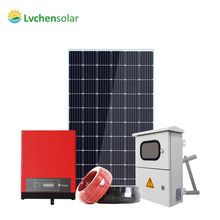 China industrial grid tie solar energy system 20kw 25kw 30kw