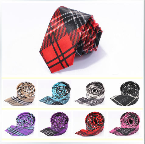 Mens bussiness gift custom cotton tie
