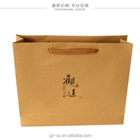 China Factory Price Custom Kraft Paper