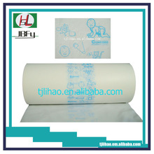 Embossed PE Film for Baby Diaper and Sanitary Napkin
