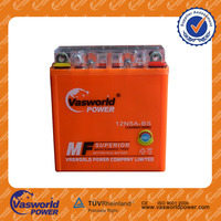 Motorcyle parts 12v 5ah motorcycle battery 12v 5ah gel motorcycle battery
