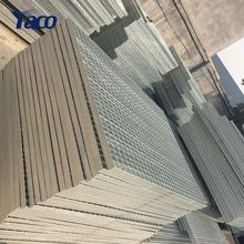 32 X 5mm Serrated Steel Grating