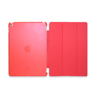 Manufacturer Luxury and PU smart flip cover case for iPad air Tablet case