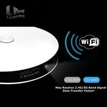 Fashion Round Style WIFI Home Entertainment 3D Cinema 1080P Video Game Projector