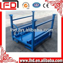 Stackable and Collapsible Film Rail Stack Racks manufacturer in China